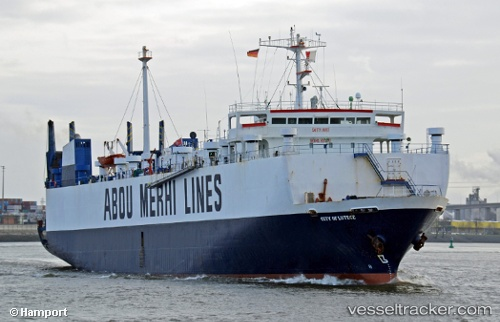 vessel Adel I IMO: 8017970, Vehicles Carrier