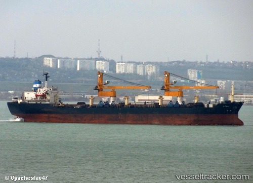 vessel Afina IMO: 8029272, Bulk Carrier