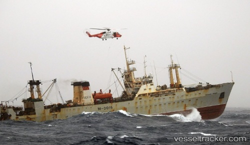 vessel Priboy IMO: 8033053, Fishing Vessel