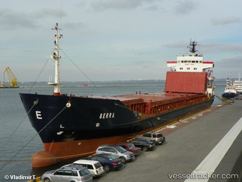 vessel Abalone IMO: 8213500, General Cargo Ship