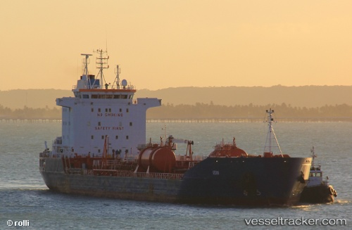 vessel Odin IMO: 8320834, Refrigerated Cargo Ship