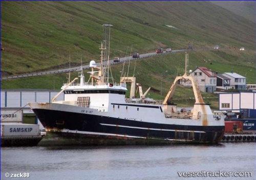 vessel Adelaide IMO: 8411035, Fishing Vessel