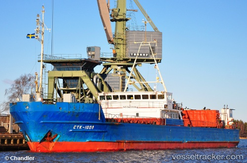 vessel Stk 1008 IMO: 8422656, General Cargo Ship