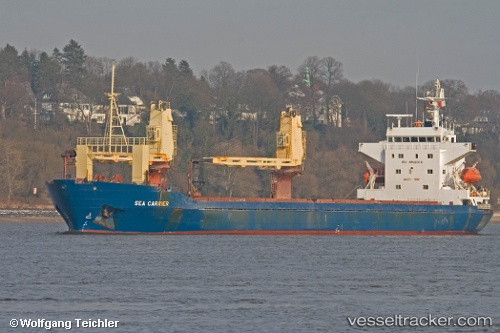 vessel Acqua Stella IMO: 8502470, General Cargo Ship