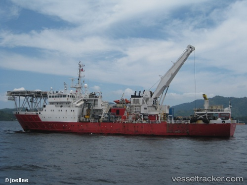 vessel Adessa Ocean King IMO: 8509193, Offshore Support Vessel
