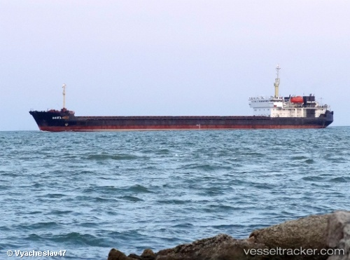 vessel Volga 4007 IMO: 8728816, General Cargo Ship