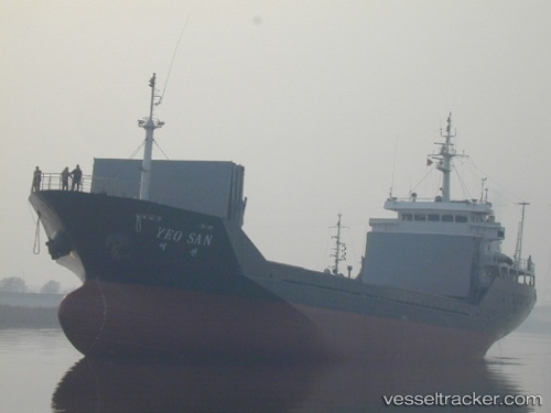 vessel Kdn 1 IMO: 8881008, General Cargo Ship
