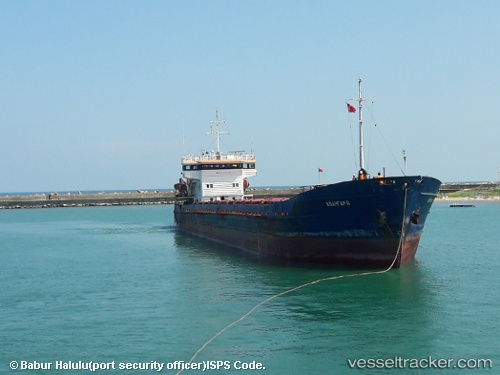 vessel Avangard IMO: 8889438, General Cargo Ship