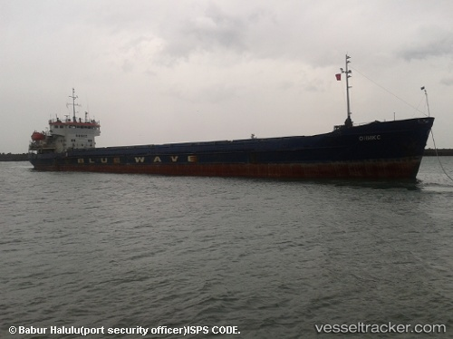 vessel Onix IMO: 8943478, General Cargo Ship