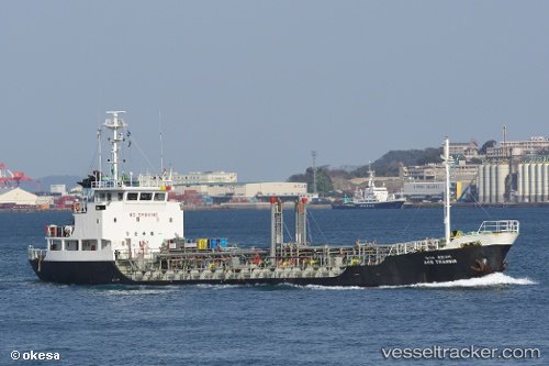 vessel Ace Transia IMO: 9016466, Chemical Oil Products Tanker