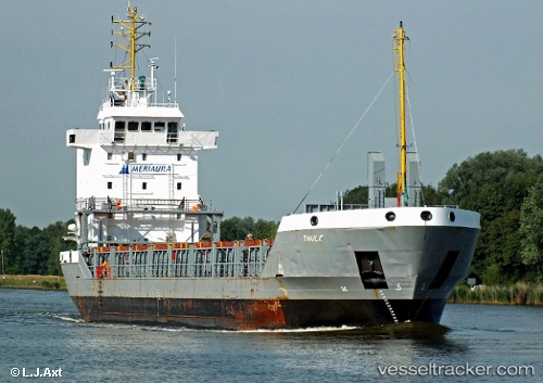 vessel Celtic Warrior IMO: 9129134, Multi Purpose Carrier