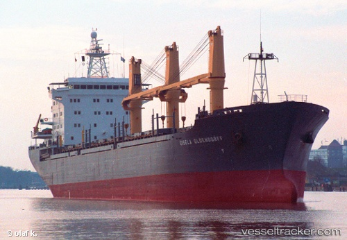 vessel African C IMO: 9134804, General Cargo Ship
