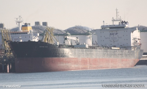 vessel Bering IMO: 9149225, Chemical Oil Products Tanker