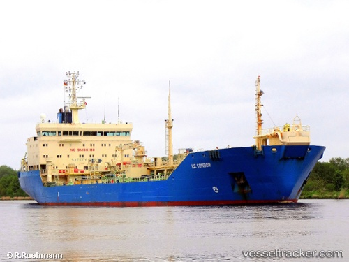 vessel Ice Condor IMO: 9171187, Chemical Oil Products Tanker