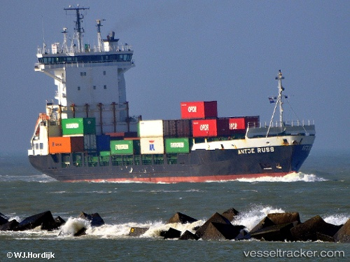 vessel A2b Independent IMO: 9186405, Container Ship