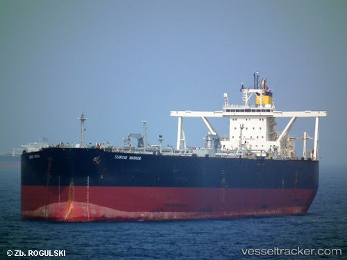 vessel New Diamond IMO: 9191424, Crude Oil Tanker