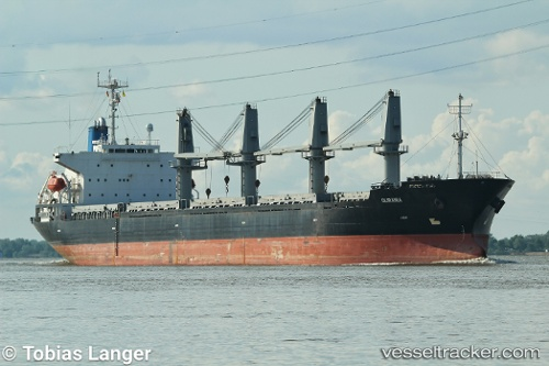 vessel Abm Justice IMO: 9196371, Bulk Carrier