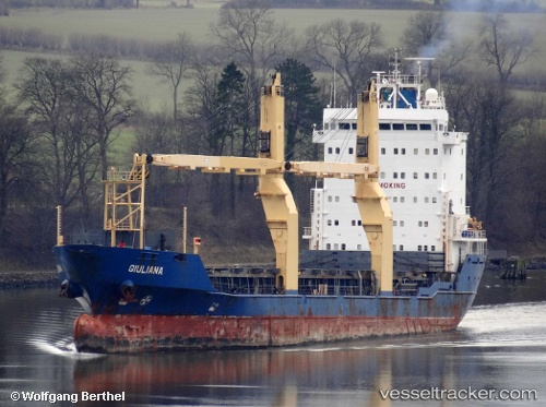 vessel Adamastos IMO: 9210696, Multi Purpose Carrier