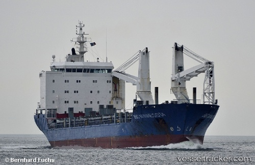vessel Abb Lydia IMO: 9260378, Multi Purpose Carrier