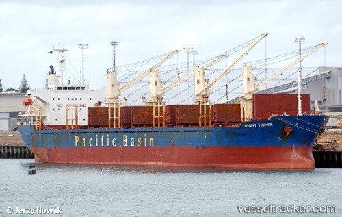 vessel Abk Tiger IMO: 9263760, Bulk Carrier