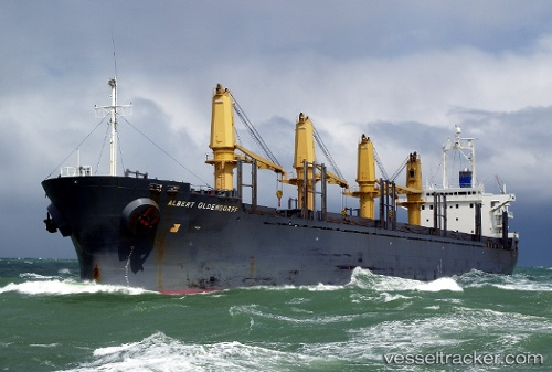 vessel Admiralty Spirit IMO: 9272773, General Cargo Ship