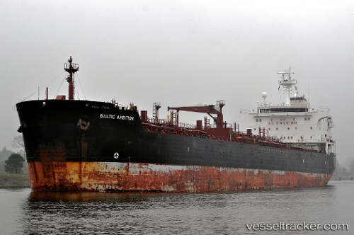 vessel Advantage Park IMO: 9295347, Chemical Oil Products Tanker