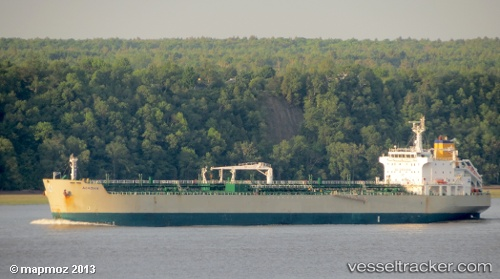 vessel Acadian IMO: 9298715, Chemical Oil Products Tanker