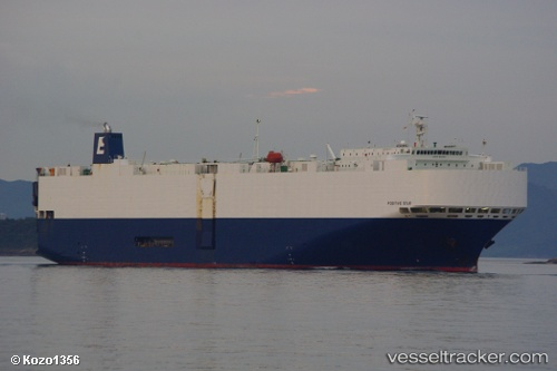 vessel Positive Star IMO: 9304502, Vehicles Carrier