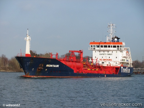 vessel African Chaser IMO: 9310367, Chemical Oil Products Tanker
