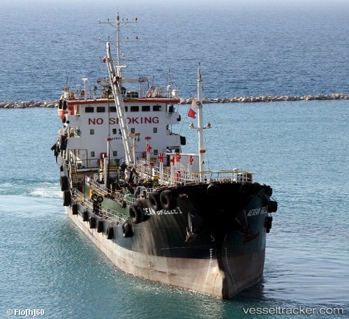 vessel Aegean Breeze I IMO: 9314466, Oil Products Tanker