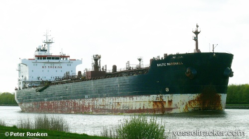 vessel Advantage Pretty IMO: 9314832, Chemical Oil Products Tanker