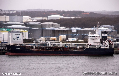 vessel Aalborg IMO: 9327475, Chemical Oil Products Tanker