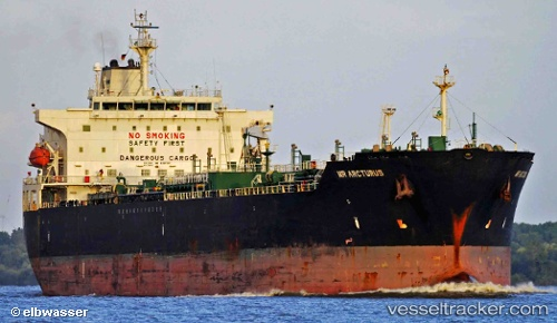vessel Ag Mars IMO: 9337315, Chemical Oil Products Tanker