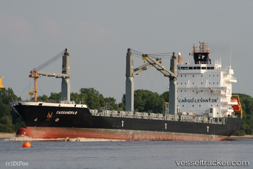 vessel A.idefix IMO: 9354662, Container Ship