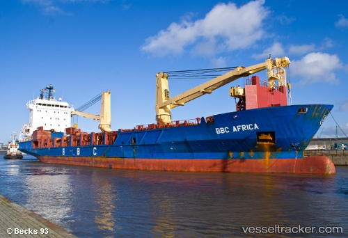 vessel Bbc Africa IMO: 9362621, Multi Purpose Carrier