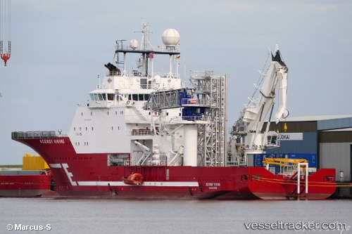 vessel Acergy Viking IMO: 9378149, Offshore Support Vessel