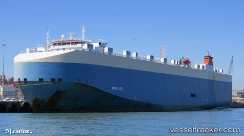 vessel Adria Ace IMO: 9446881, Vehicles Carrier