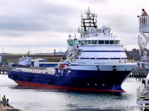 vessel African Vision IMO: 9463504, Offshore Tug Supply Ship