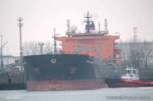 vessel Torm Alexandra IMO: 9466001, Chemical Oil Products Tanker