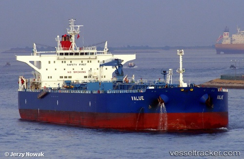 vessel Advantage Award IMO: 9470131, Crude Oil Tanker