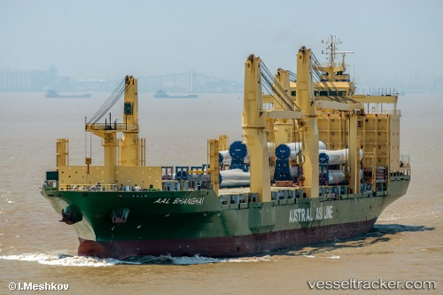 vessel Aal Shanghai IMO: 9498377, Multi Purpose Carrier