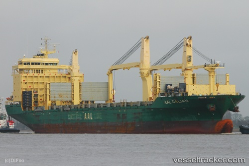 vessel Aal Dalian IMO: 9498470, Multi Purpose Carrier