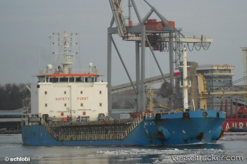 vessel Agate IMO: 9549619, General Cargo Ship