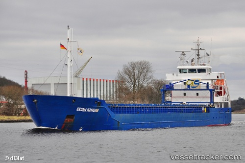 vessel Aceromar IMO: 9552082, Multi Purpose Carrier