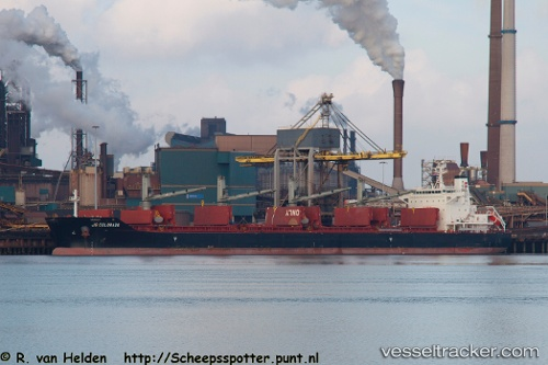 vessel Achilleas IMO: 9575137, Bulk Carrier