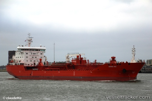 vessel Adfines Sea IMO: 9580962, Chemical Oil Products Tanker