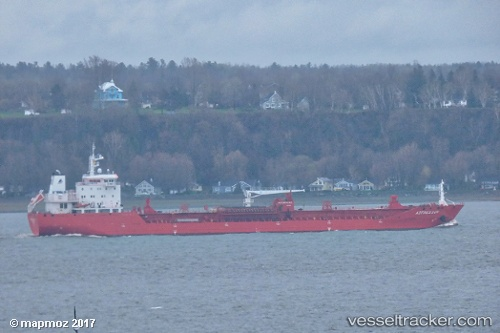 vessel Adfines Sun IMO: 9580998, Chemical Oil Products Tanker
