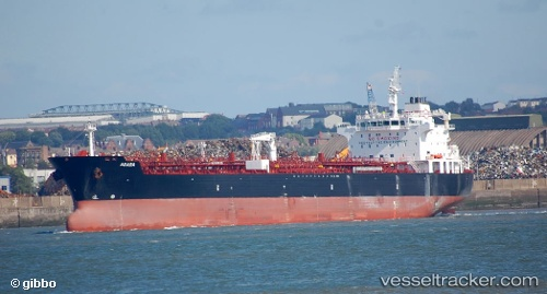 vessel Adara IMO: 9587829, Chemical Oil Products Tanker