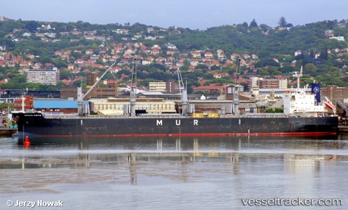 vessel African Puffin IMO: 9636448, Bulk Carrier