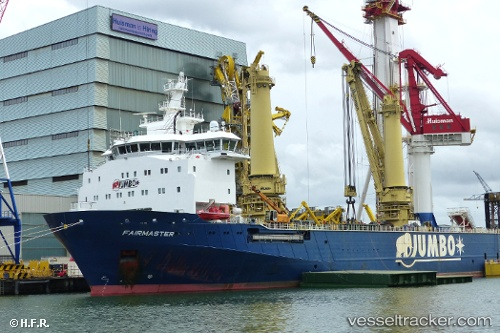 vessel Fairmaster IMO: 9650585, Heavy Load Carrier